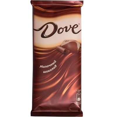 Шоколад «Dove»