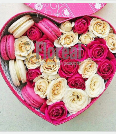 Радуга роз